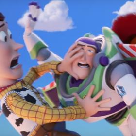 """Chudy, Buzz Astral i całkiem nowy bohater w pierwszym zwiastunie """"Toy Story 4"""""""