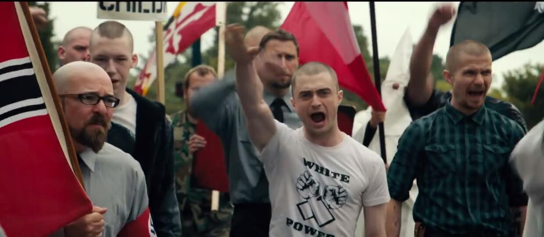 Daniel Radcliffe został neonazistą