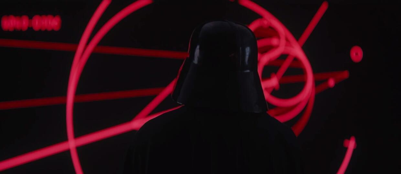 "Darth Vader w zwiastunie ""Łotra 1"""
