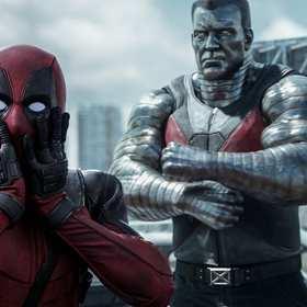Deadpool i Colossus w Deadpool 2016