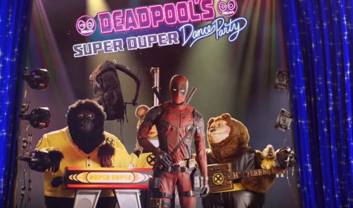 The Deadpool 2 Super Duper Cut