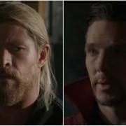 Thor Raganrok, Dr Strange