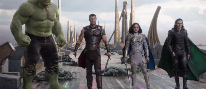 "Drugi zwiastun filmu ""Thor: Ragnarok"""