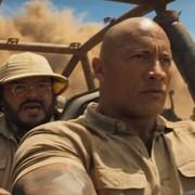 """Foto: kadr ze zwiastuna filmu """"Jumanji: Następny poziom""""/ Sony Pictures"""