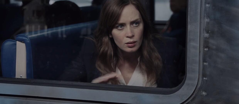 Emily Blunt dziewczyną z pociągu w zwiastunie filmu
