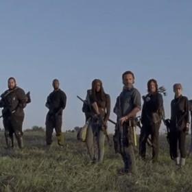 The Walking Dead  - grupa Ricka Grimesa