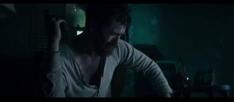 "Hayden Christensen powraca do świata science fiction w trailerze ""Numb, at the Edge of the End"""
