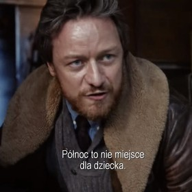 """James McAvoy i X-23 z """"Logana"""" w nowym serialu HBO. Zobaczcie zwiastun """"His Dark Materials"""""""