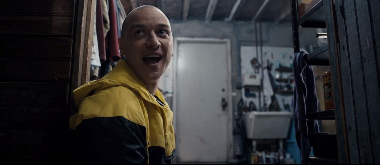 """James McAvoy ma schizofrenię w zwiastunie """"Split"""""""