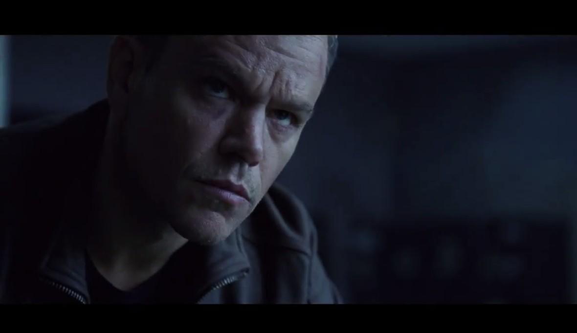 Jason Bourne wie kim jest w 1. zwiastunie