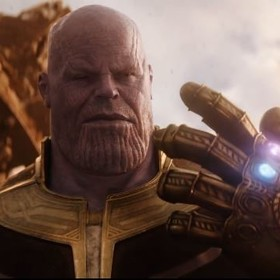 "Już jest zwiastun ""Avengers: Infinity War"""