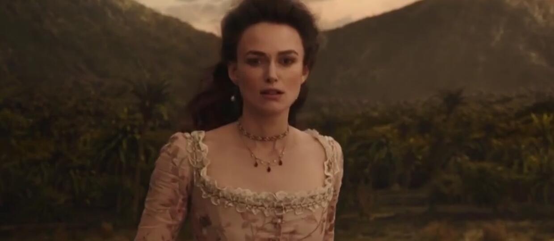 """Keira Knightley powraca w zwiastunie """"Piratów z Karaibów: Zemsty Salazara"""""""