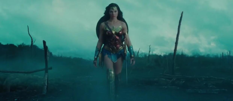 """Kobieca siła w zwiastunie """"Wonder Woman"""""""