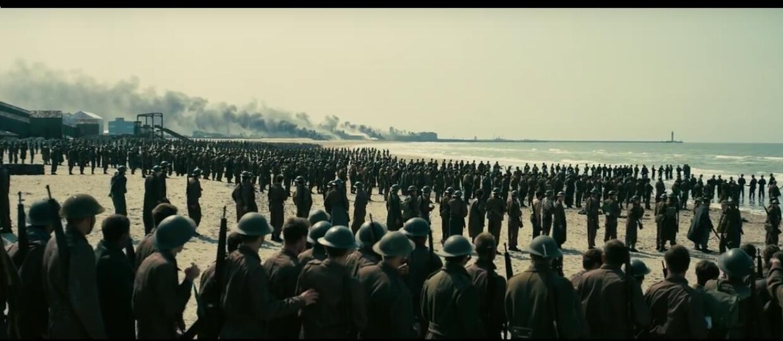 """Koszmar wojny w zwiastunie """"Dunkierki"""" Christophera Nolana"""