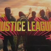 Liga Sprawiedliwości - retro zwiastun