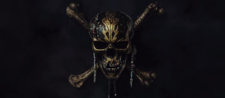 """Martwi powstają w 1. zwiastunie """"Piratów z Karaibów 5"""""""