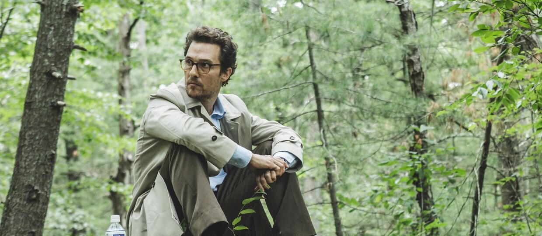 Matthew McConaughey w lesie samobójców
