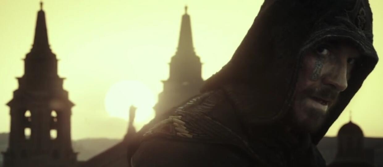 """Michael Fassbender skrytobójcą w zwiastunie """"Assassin's Creed"""""""