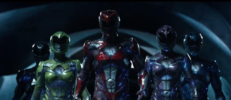"""Moc """"Power Rangers"""" w pełnym zwiastunie"""