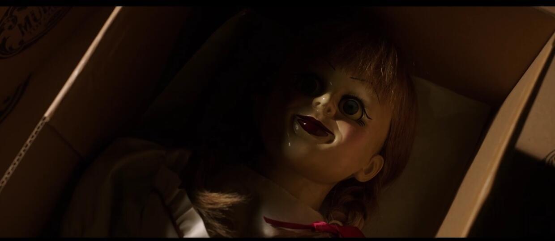 Narodziny Annabelle w zwiastunie filmu
