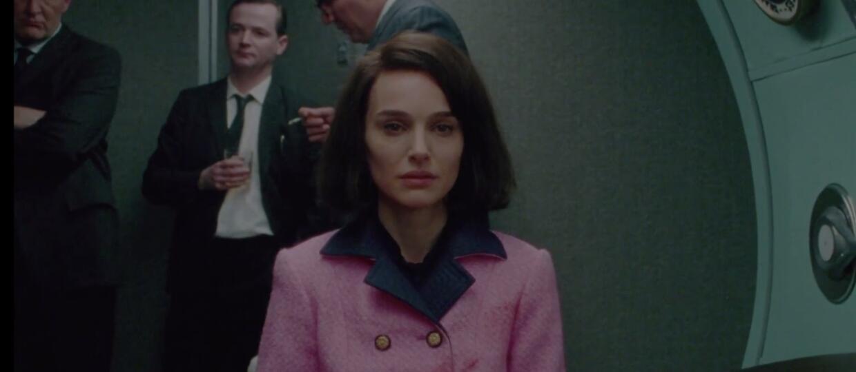 Natalie Portman jako Jackie Kennedy w zapowiedzi filmu