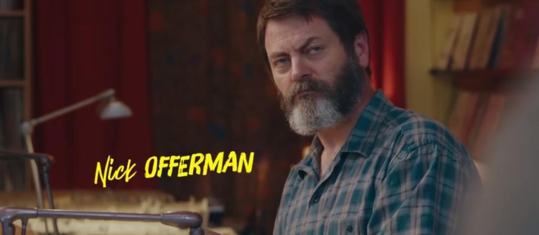 Nick Offerman w filmie Hearts Beat Loud