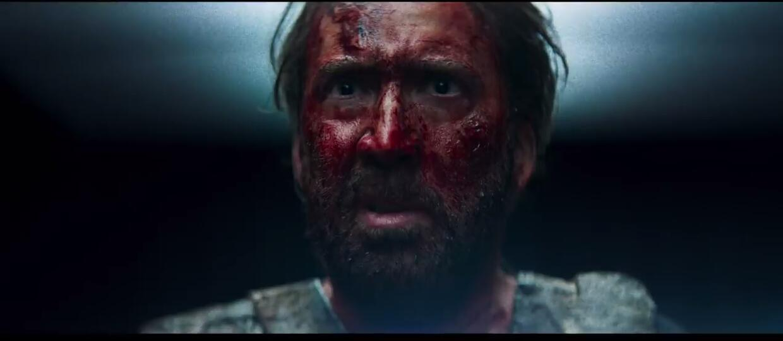 Nickolas Cage film Mendy