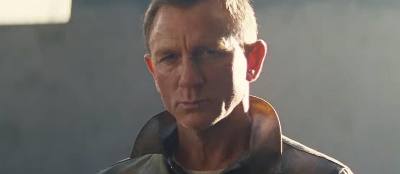 Daniel Craig w No Time to Die