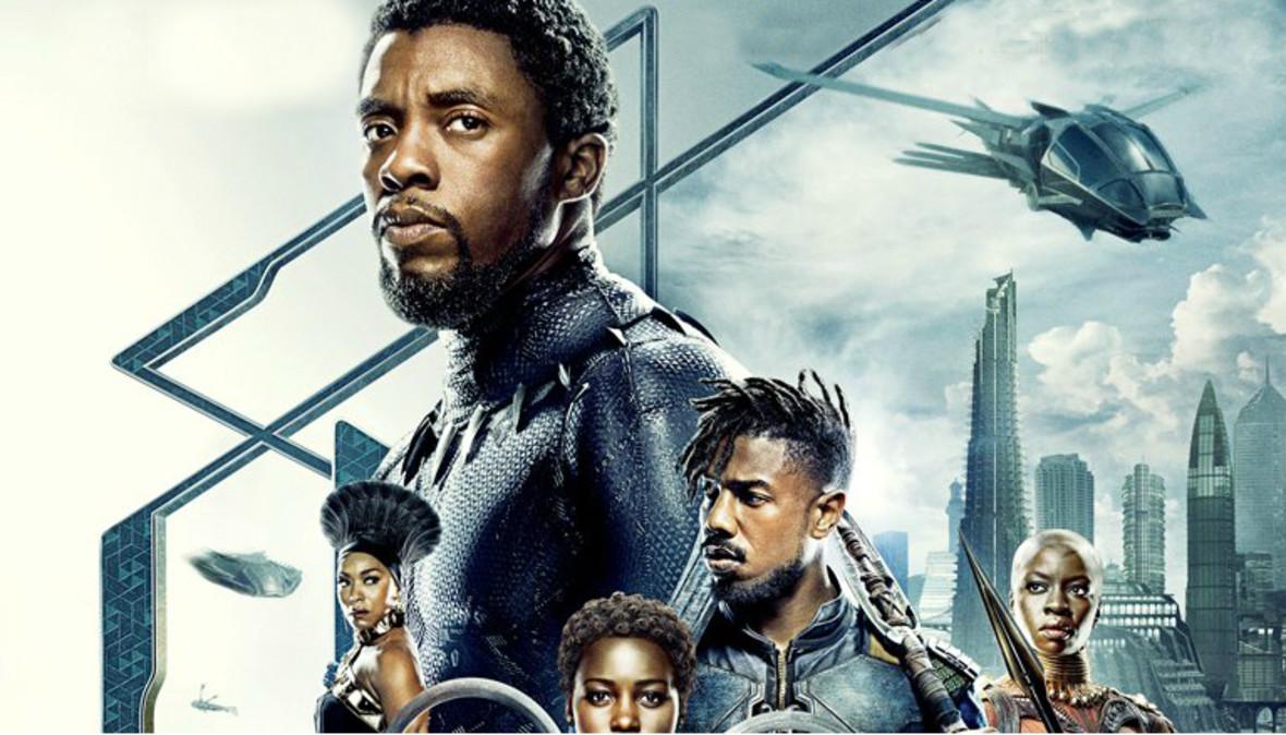 """Nowe fragmenty """"Black Panther"""" w japońskim zwiastunie filmu o afrykańskim superbohaterze"""