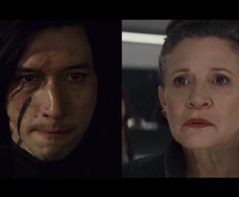 """Nowy trailer """"Gwiezdnych Wojen VIII"""" już dostępny! Czy Kylo Ren zabije Leię?"""