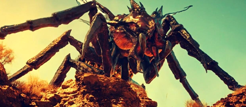 """Ogromne mrówki w akcji w zwiastunie """"It Came From the Desert"""""""