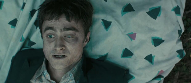 Pierdzące zwłoki Daniela Radcliffe'a w 1. zwiastunie