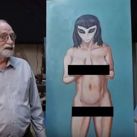 Powstał dokument o mężczyźnie, który stracił dziewictwo z kosmitką