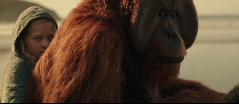 """Poznaj Novę w zwiastunie """"Wojny o planetę małp"""""""