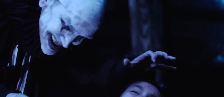 """Poznajcie klauna-kanibala, który przeraziłby nawet Pennywise'a. Do sieci trafił zwiastun horroru """"Crepitus"""""""