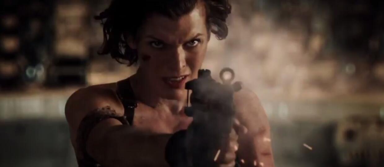 """""""Resident Evil: The Final Chapter"""" w zwiastunie z muzyką Guns N' Roses"""