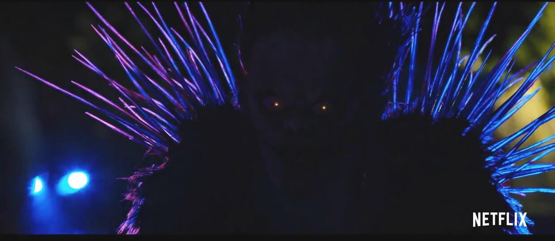 """Ryuk wychodzi z cienia w zwiastunie filmu """"Death Note"""""""
