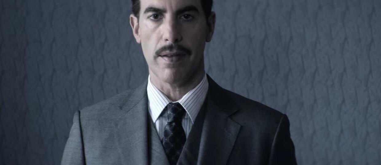 """Foto: kadr ze zwiastuna serialu """"The Spy""""/ Netflix"""