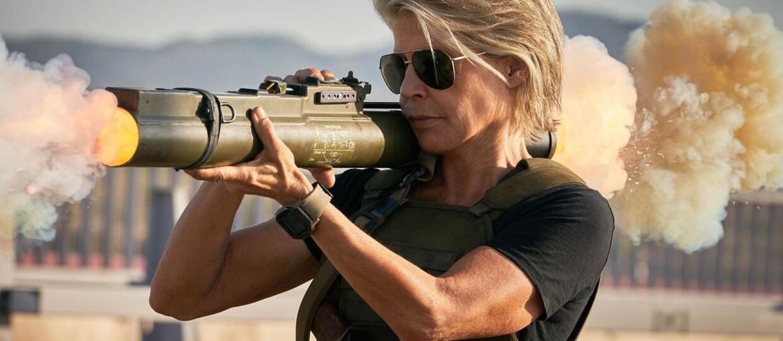 Linda Hamilton (Terminator: Mroczne przeznaczenie)