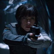 "Scarlett Johansson w pierwszych teaserach ""Ghost in the Shell"""