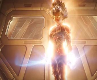 Brie Larson jako Kapitan Marvel