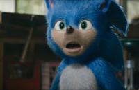 kadr z filmu Sonic the Hedgehog