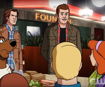 Supernatural i Scooby Doo