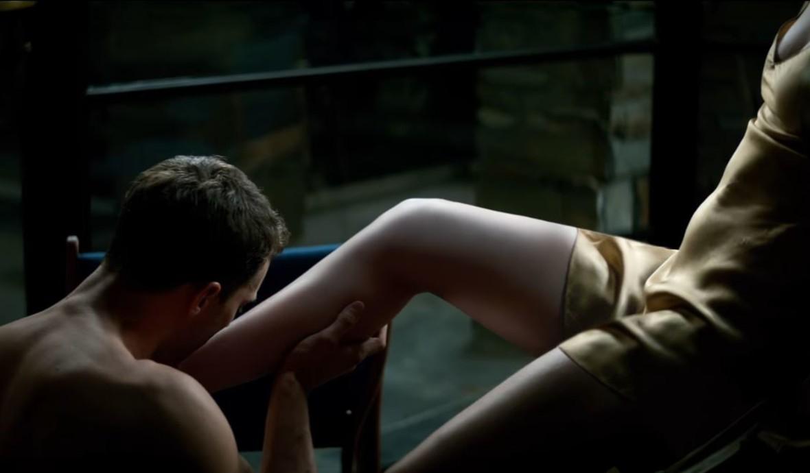 """Tak bawią się państwo Grey w kolejnym zwiastunie filmu """"Nowe oblicze Greya"""""""
