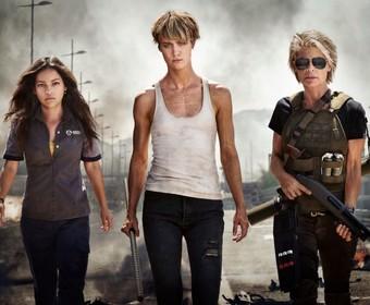 """Terminator: Mroczne przeznaczenie"""""""