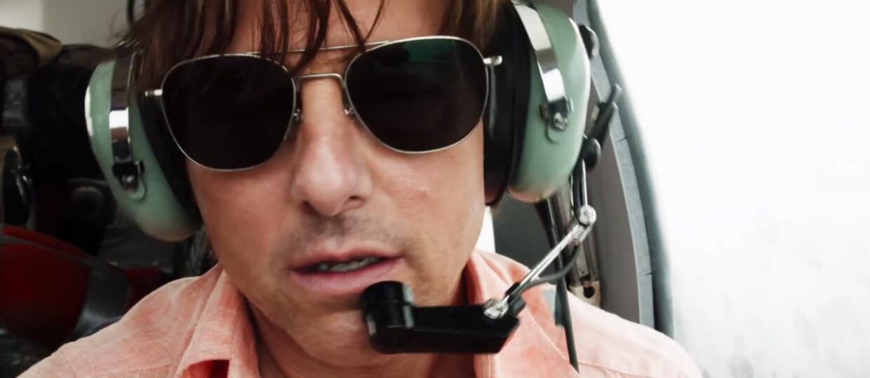 """Tom Cruise pilotem Pablo Escobara w zwiastunie filmu """"Barry Seal: Król przemytu"""""""