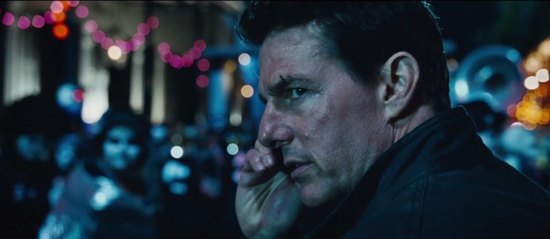 Tom Cruise powrócił jako Jack Reacher w zwiastunie filmu
