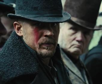 """Tom Hardy powraca z martwych w zwiastunie """"Taboo"""""""