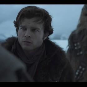 kadr z filmu Solo: A Star Wars Story