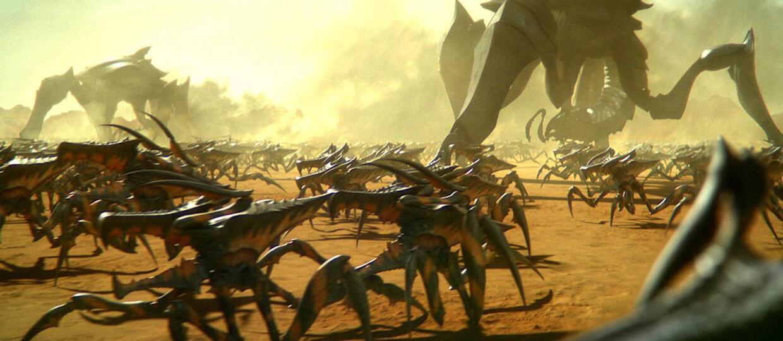 """Wielkie robale powracają w animowanym sequelu """"Żołnierzy kosmosu"""""""